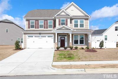 Knightdale Single Family Home For Sale: 1498 Sunny Days Drive