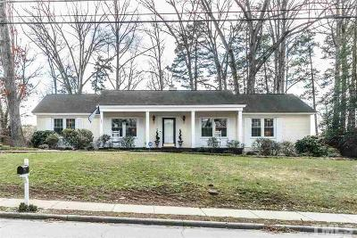 North Hills Single Family Home Contingent: 733 Currituck Drive