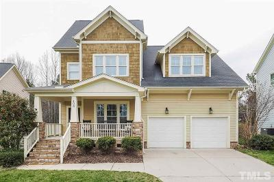 Holly Springs Single Family Home For Sale: 408 Streamwood Drive
