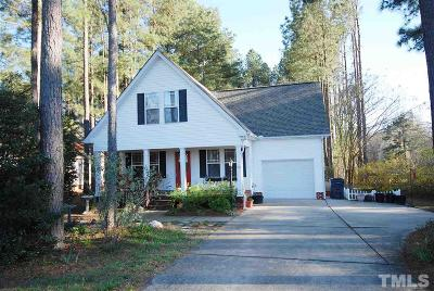 Fuquay Varina Single Family Home For Sale: 14 Donnibrook Run