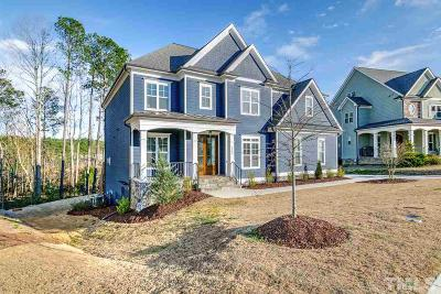 Cary Single Family Home For Sale: 3420 Sienna Hill Place