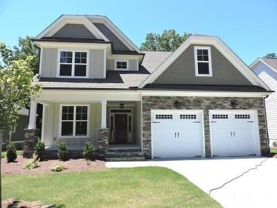 Knightdale Single Family Home For Sale: 617 Glenmere Drive