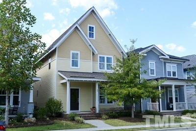 Chapel Hill Single Family Home For Sale: 53 Pokeberry Bend Drive