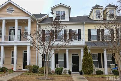 Chapel Hill Townhouse Contingent: 1033 Philpott Drive