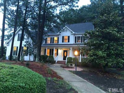 Single Family Home Contingent: 110 Council Gap Court