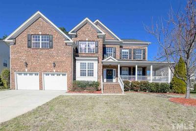 Cary Single Family Home Contingent: 306 Powers Ferry Road
