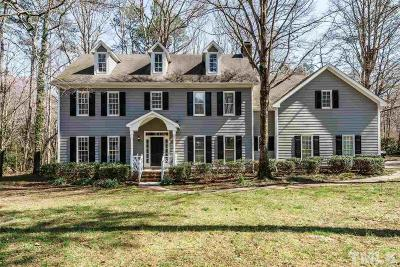 Single Family Home For Sale: 4408 Woodmill Run