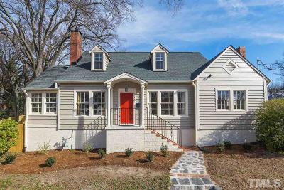 Durham Single Family Home For Sale: 213 Edward Street