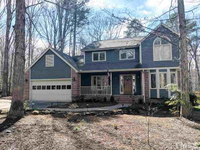 Chapel Hill Single Family Home Contingent: 203 Mel Oaks Drive