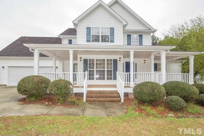 Harnett County Single Family Home For Sale: 128 Woodview Court