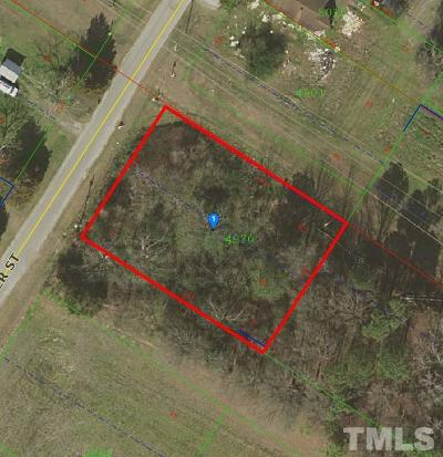 Johnston County Residential Lots & Land For Sale: S Center Street