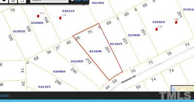 Franklin County Residential Lots & Land For Sale: 137 Nashua Drive