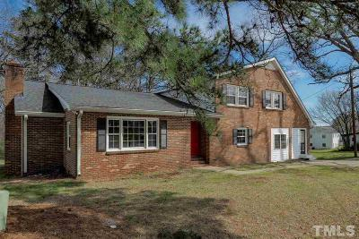 Clayton NC Single Family Home For Sale: $183,000