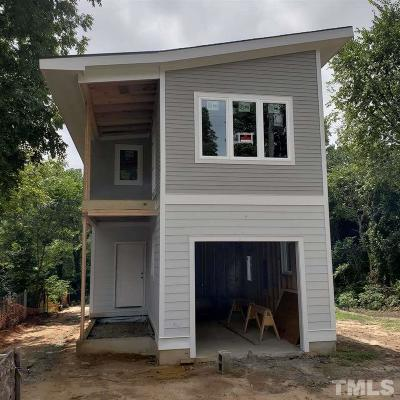 Wake County Single Family Home For Sale: 1208 Boyer Street