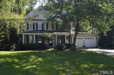 Clayton Single Family Home For Sale: 109 Armour Court