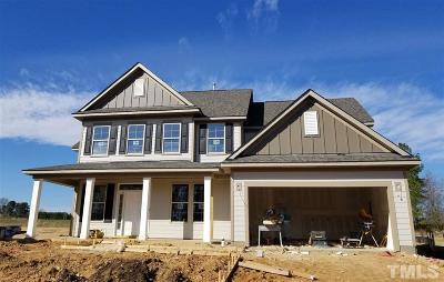 Holly Springs Single Family Home Pending: 108 Cheval Court