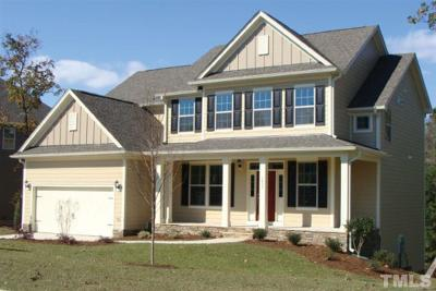 Holly Springs Single Family Home Pending: 404 Wildwood Farm Way