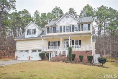 Harnett County Single Family Home For Sale: 131 Quail Hollow