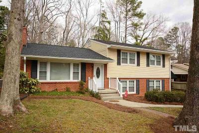 Wake County Single Family Home For Sale: 807 Beaver Dam Road