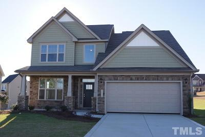 Holly Springs Single Family Home Pending: 104 Cheval Court