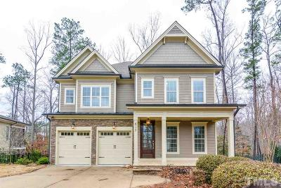 Chapel Hill Single Family Home For Sale: 413 Dark Forest Drive