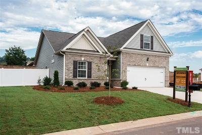 Knolls At The Neuse Single Family Home For Sale: 45 Deer Knoll Lane