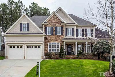 Cary Single Family Home For Sale: 635 Mercer Grant Drive