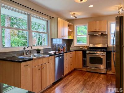 Raleigh Single Family Home For Sale: 2431 Medway Drive
