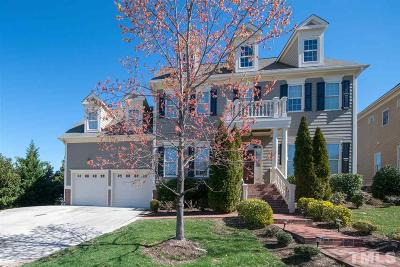 Cary Single Family Home Contingent: 104 Weycroft Grant Drive