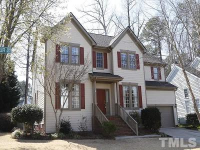 Cary NC Single Family Home For Sale: $375,000