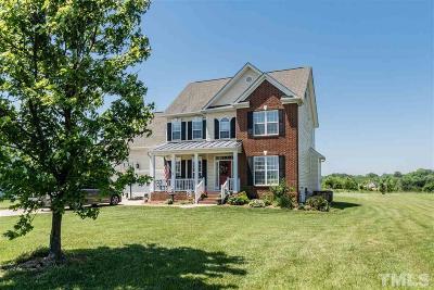 Mebane Single Family Home For Sale: 4882 Homestead Drive