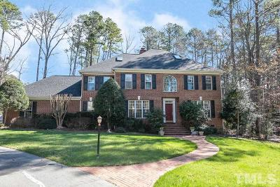 Chapel Hill Single Family Home Contingent: 109 Chesley Court