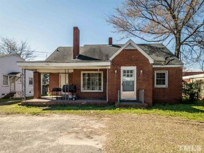 Dunn Single Family Home For Sale: 1009 W Broad Street