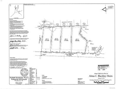 Granville County Residential Lots & Land For Sale: Lot 6 Philo White Road