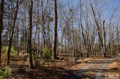 Chapel Hill Residential Lots & Land For Sale: 116 The Hollow