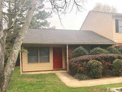 Carrboro Townhouse Pending: 119 Fidelity Street #A1