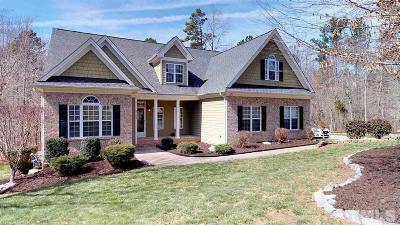 Wake Forest Single Family Home For Sale: 3580 Boulder Court