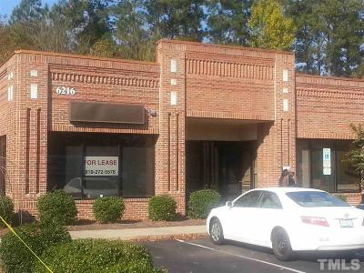 Durham County Commercial For Sale: 6216 Fayetteville Road