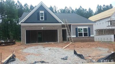 Knolls At The Neuse Single Family Home For Sale: 51 Forest Glade Court