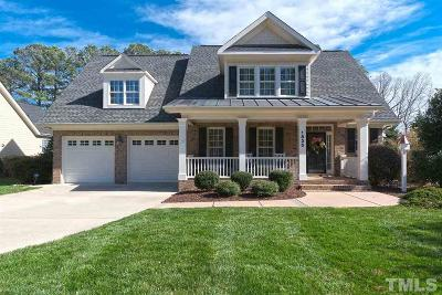 Wake Forest Single Family Home For Sale: 1825 Old College Circle