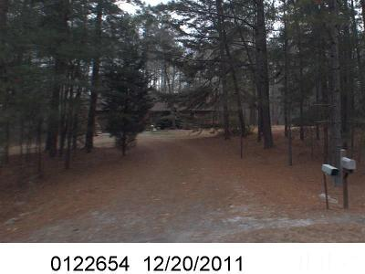 Wake County Residential Lots & Land For Sale: 1412 White Oak Church Road