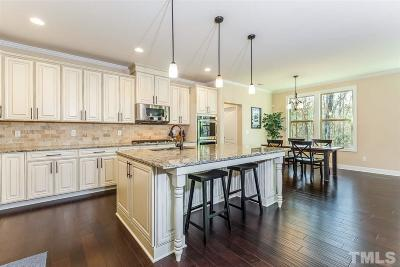 Chapel Hill Single Family Home For Sale: 156 Stoney Creek Way