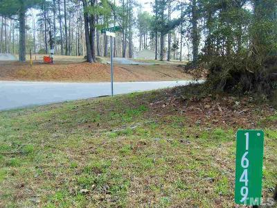 Franklin County Residential Lots & Land For Sale: 1649 Sagamore Drive