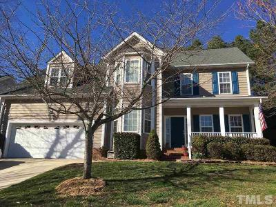 Wake Forest Single Family Home Contingent: 601 Moultonboro Avenue