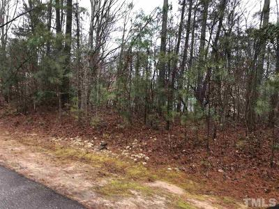 Franklin County Residential Lots & Land For Sale: 106 Apache Drive