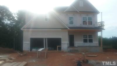 Knolls At The Neuse Single Family Home For Sale: 74 Forest Glade Court