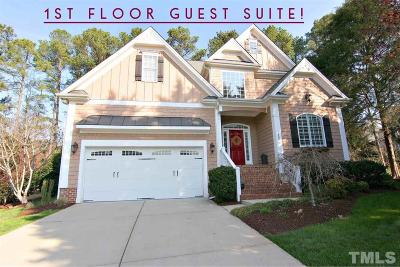 Raleigh NC Single Family Home For Sale: $525,000