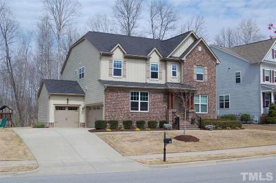 Apex Single Family Home For Sale: 1562 Salem Village Drive