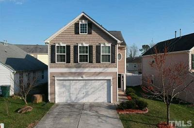 Durham Single Family Home For Sale: 5110 Suda Drive