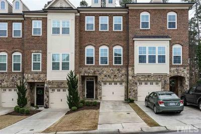 Townhouse For Sale: 225 Penley Circle